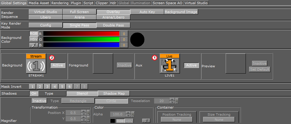 Ncam AR Plug-in for Unreal Editor 4 - Viz Artist and Engine