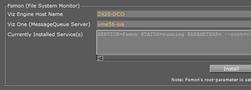 Integration with Viz One - Viz Artist and Engine