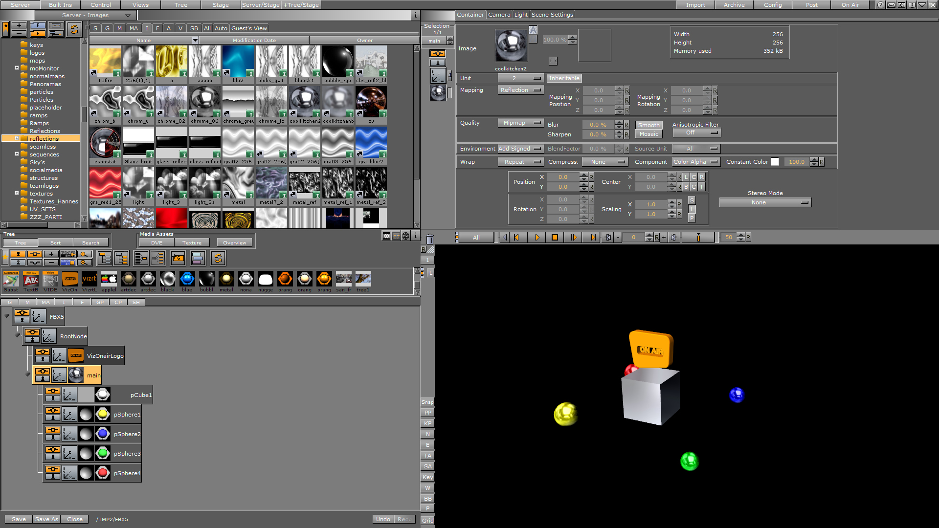 FBX Files - Viz Artist and Engine