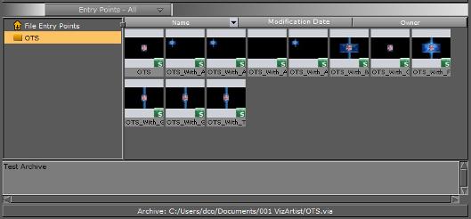 Import Archives - Viz Artist and Engine