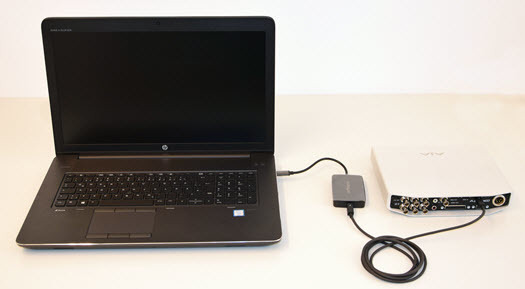 HP ZBook G3 Mobile Workstation - Viz Artist and Engine