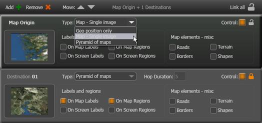 Map builder wizard viz world users guide vizrt documentation center destination list gumiabroncs Choice Image