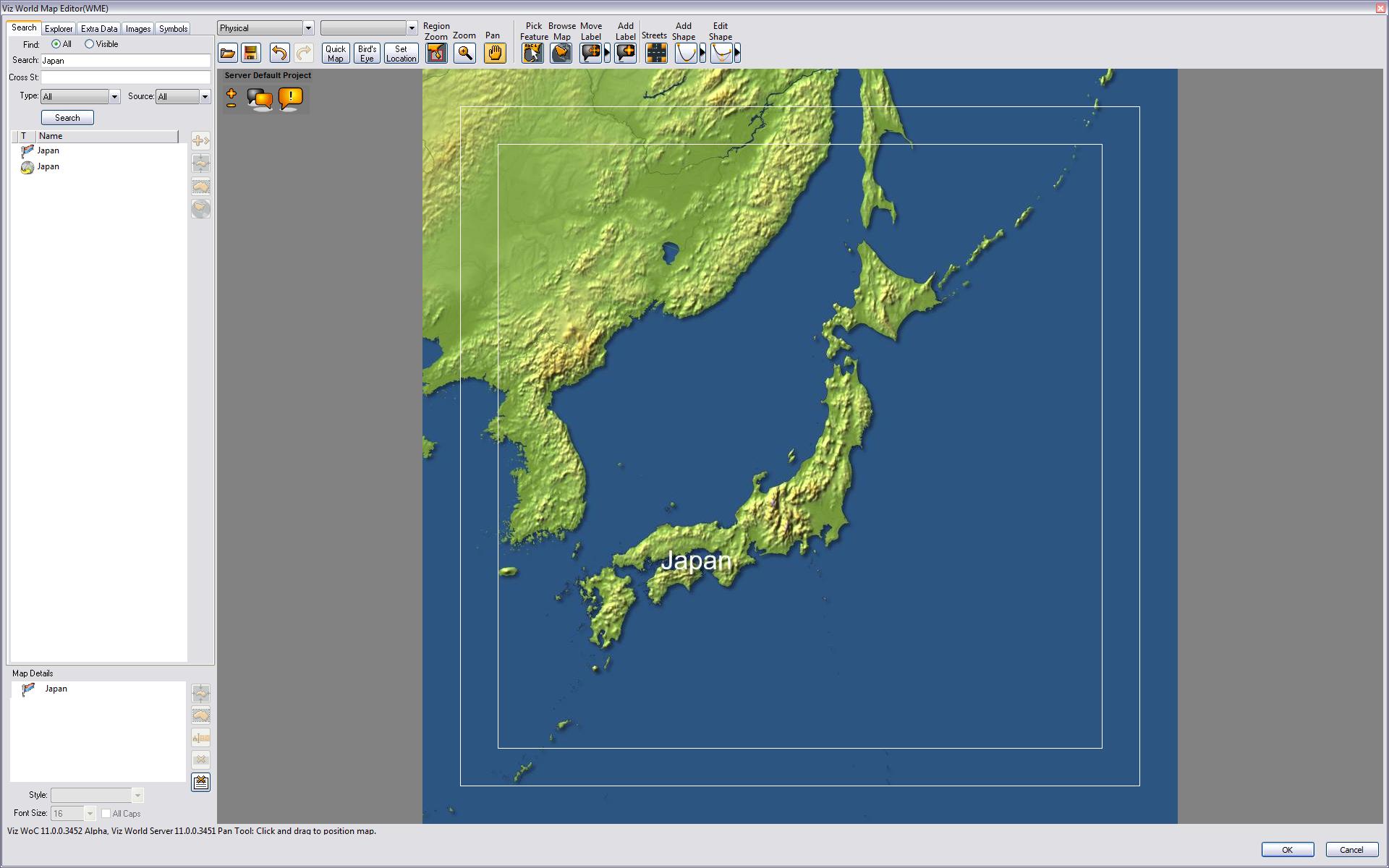 Map Editor Viz World User 39 s Guide Vizrt Documentation Center